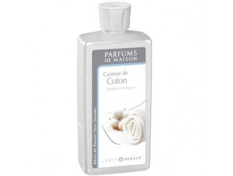 Perfume Caresse de Coton 500 ml- Lampe Berger