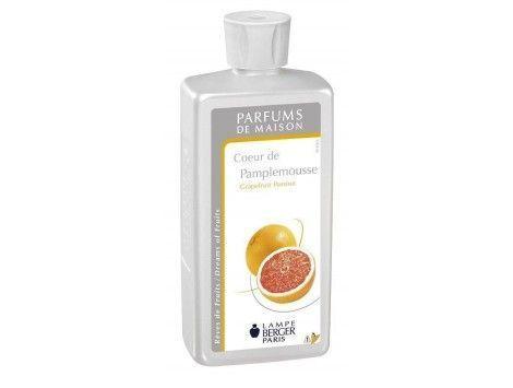 Perfume Coeur de Pamplemousse 500 ML- Lampe Berger