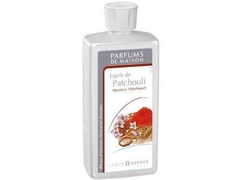 Perfume Esprit de Patchouli 500 ML-Lampe Berger