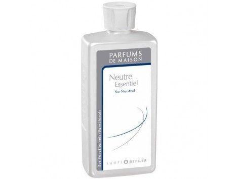 Perfume Neutro esencial-lampe Berger -500 ml