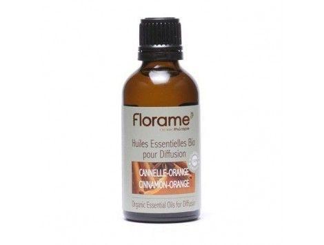 Composición BIO Canela-Naranja 30 ml Florame