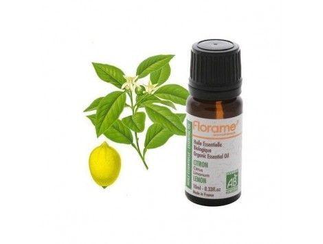 Aceite Esencial Limón BIO Florame
