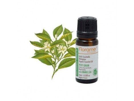 Aceite Esencial Naranja Amarga Cáscara BIO Florame