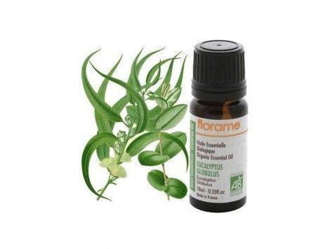 Aceite Esencial Eucalipto Globulus BIO Florame