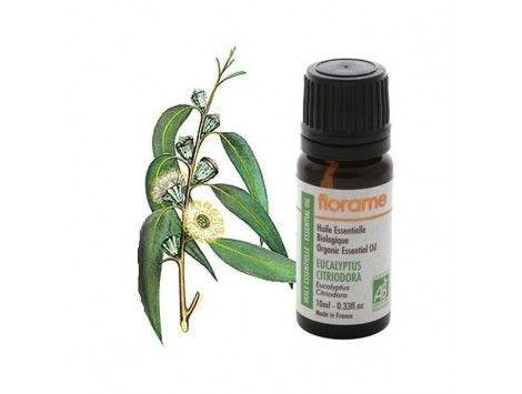Aceite Esencial Eucalipto citriadora BIO Florame