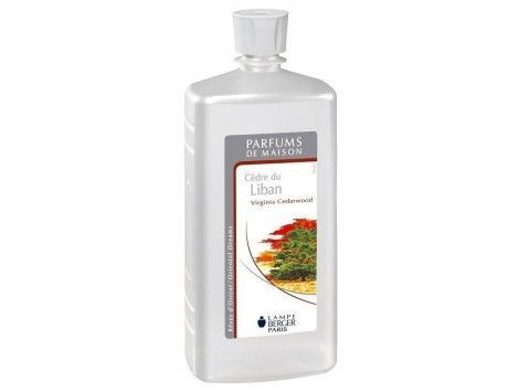 Perfume Cedro del Líbano 1L- Lampe Berger
