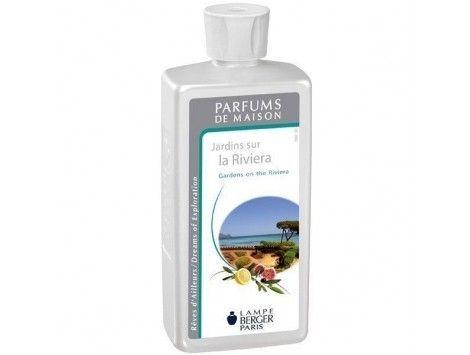 Perfume Jardins sur la Riviera -500 ml- Lampe Berger