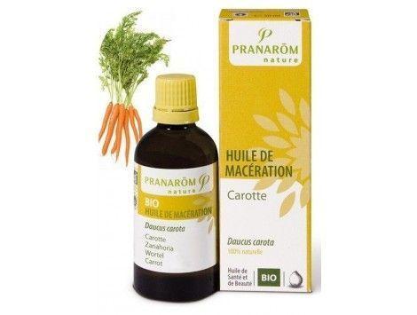 Aceite de maceración Zanahoria BIO Pranarom