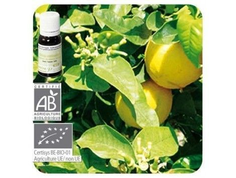 Aceite esencial Bergamota BIO Pranarom