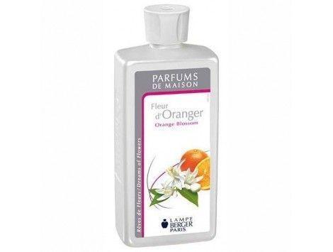 Perfume Fleur d'Oranger -500 ml- Lampe Berger
