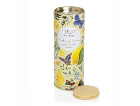 All Butter Lemon Biscuit de Crabtree & Evelyn