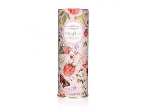 White chocolate & Raspberry Biscuits de Crabtree & Evelyn