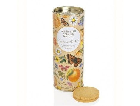All Butter Orange Biscuits Crabtree & Evelyn