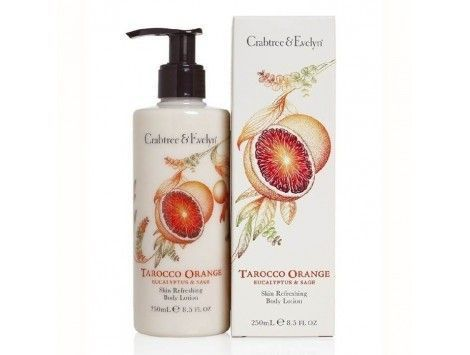 Body Lotion - Tarocco Orange