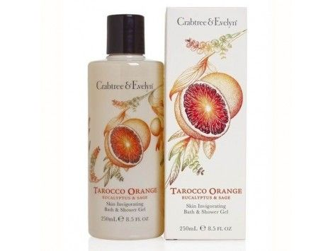 Shower Gel - Tarocco Orange, Eucalyptus & Sage de Crabtree & Evelyn