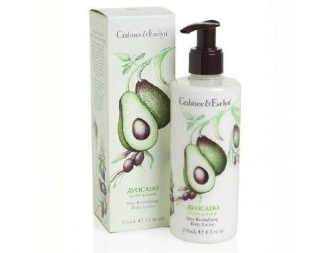 Body Lotion - Avocado, Olive & Basil de Crabtree & Evelyn