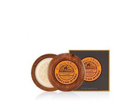 Jabón de afeitar en cuenco – Nomad de Crabtree & Evelyn