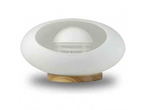 Difusor Humidificador de Aceites Esenciales Design Madera