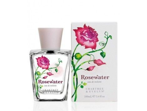 Eau de Toillete Rosewater de Crabtree & Evelyn