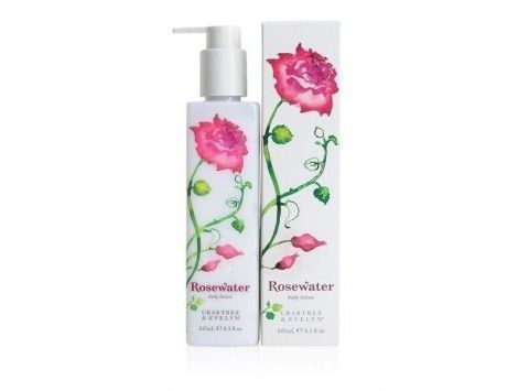 "Body Lotion ""Rosewater"" de Crabtree & Evelyn"