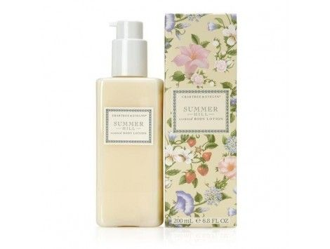 Body Lotion Summer Hill. Crabtree & Evelyn