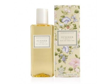 Bath & Shower gel Summer Hill- Crabtree & Evelyn