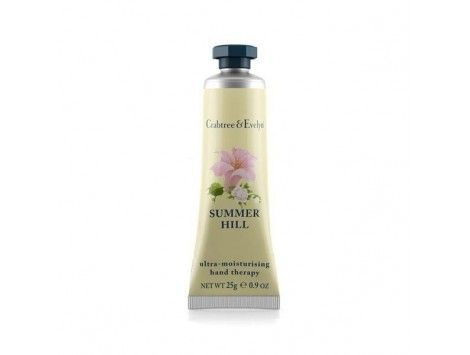 Hand Therapy Summer Hill de 25g de Crabtree & Evelyn