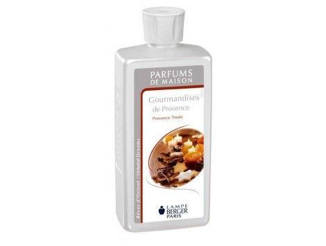 Perfume Gourmandises de Provence -500 ml- Lampe Berger-