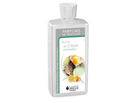 Perfume Bulles de Citron - 500 ml- Lampe Berger