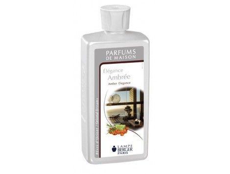 Perfume Elegance Ambree -500 ml-Lampe Berger