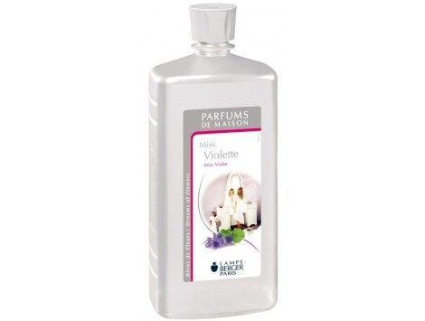 Perfume Miss Violette 1L- Lampe Berger