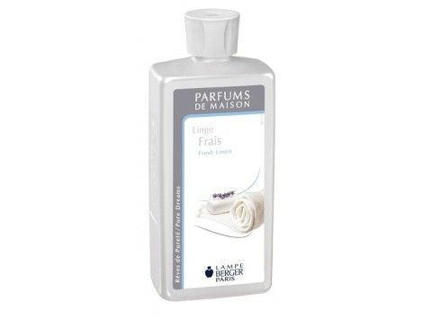 Perfume Linge Frais Lampe Berger 500 ml