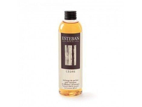 Recarga de perfume para Difusor de Aroma Cedro Esteban Paris