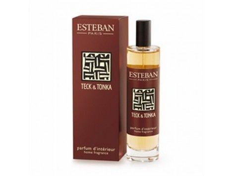 Difusor de Aroma en Spray Teck & Tonka de Esteban Paris