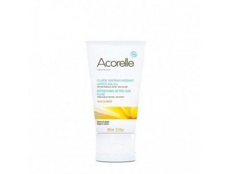 Fluido refrescante after sun 150ml BIO- Acorelle