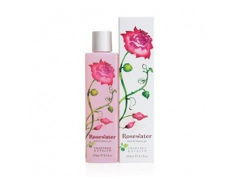 Bath & Shower gel Rosewater Crabtree & Evelyn