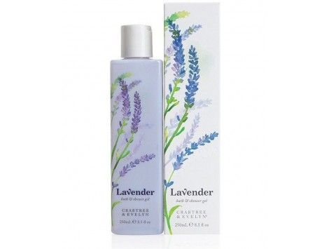 Bath & Shower gel Lavender- Crabtree & Evelyn