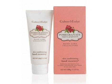 Hand Recovery 100g Pomegranate, Argan & Grapeseed Crabtree & Evelyn