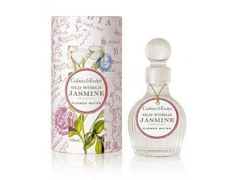 Old World Jasmine- Flower Water Crabtree & Evelyn