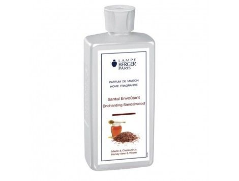 Perfume Santal Envoutant 500 ml Lampe Berger