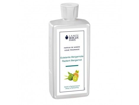 Perfume Bergamota Radiante 500 ml Lampe Berger