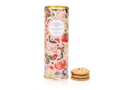 Strawberries & Clotted Cream Biscuits de Crabtree & Evelyn