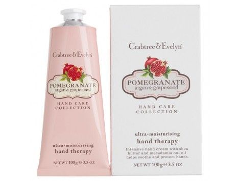 Hand Therapy - Pomegranate, Argan & Grapeseed de Crabtree & Evelyn