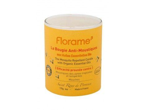 Vela Citronela 100% Bio Florame