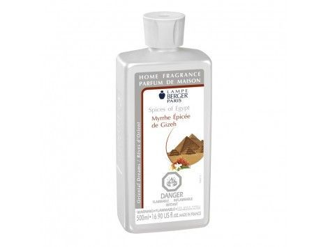 Lampe Berger Perfume Myrrhe Epicées de Gizeh 500 ml