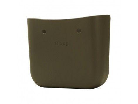 O Bag Bolso Base Classic Verde oliva 092