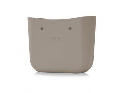 O Bag Bolso Base Classic gris Roca 071