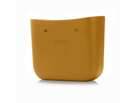 Base O Bag mini ocre
