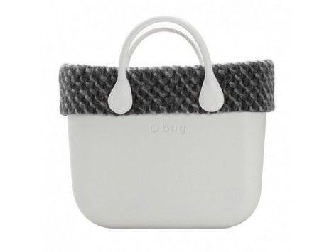 Borde O bag classic eco zorro silver 004