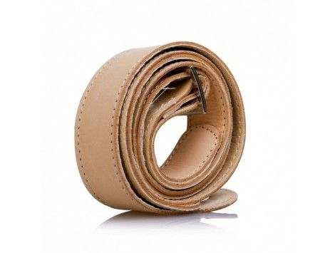 Bandolera O bag acoplable piel naturale
